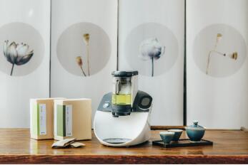 Temial推出线下茶室开启新零售模式,以茶会友共享一盏春光